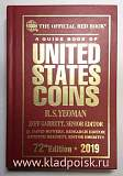 Справочник по монетам США - 2019 Red Book Price Guide of United States Coins